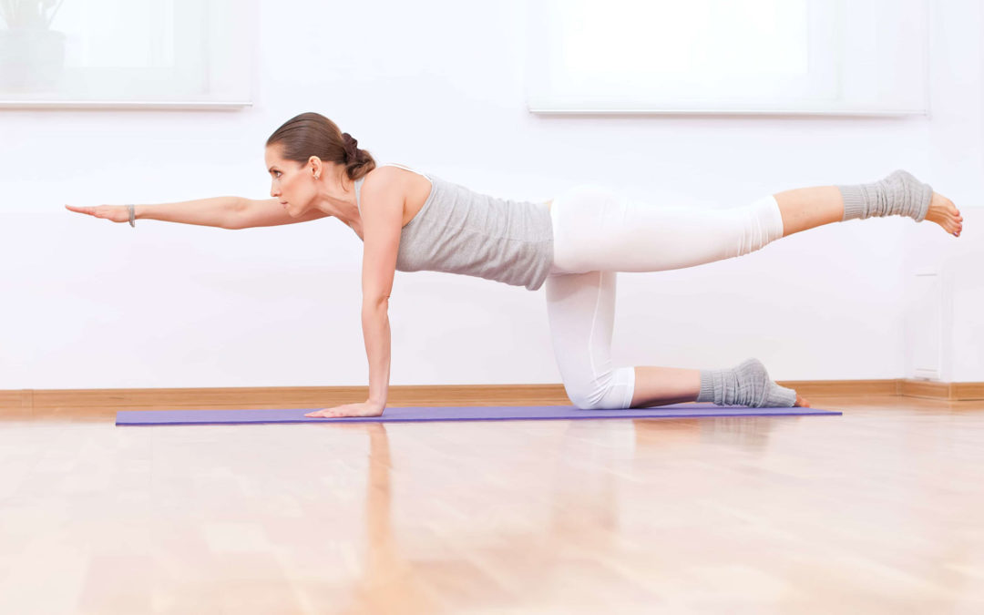 Home Pilates  – 5 Key Exercises for a Beginner