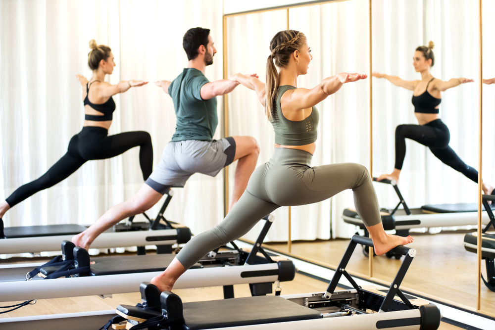 New Pilates Timetable – Starts 11th November 2019