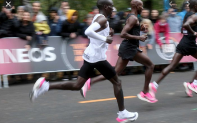 Want to Run Faster? Is the Nike Vapourfly Next% the best way forwards?