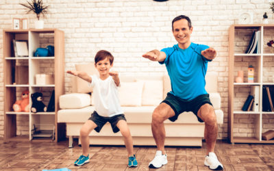 Your 10 Minute – Get Moving Session for Kids (&Adults)