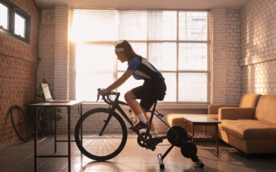 Is your neck causing you problems when you are cycling?