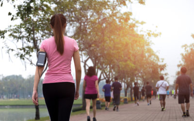 Walking is One of the Best Forms of Exercise