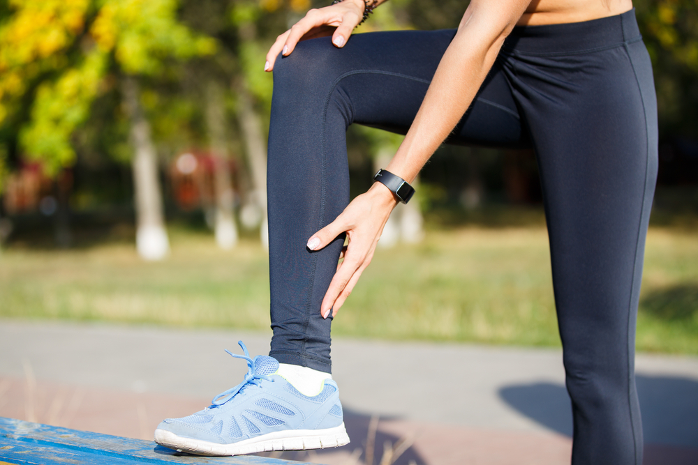 Are you noticing pain around your ankle when you are running or walking?