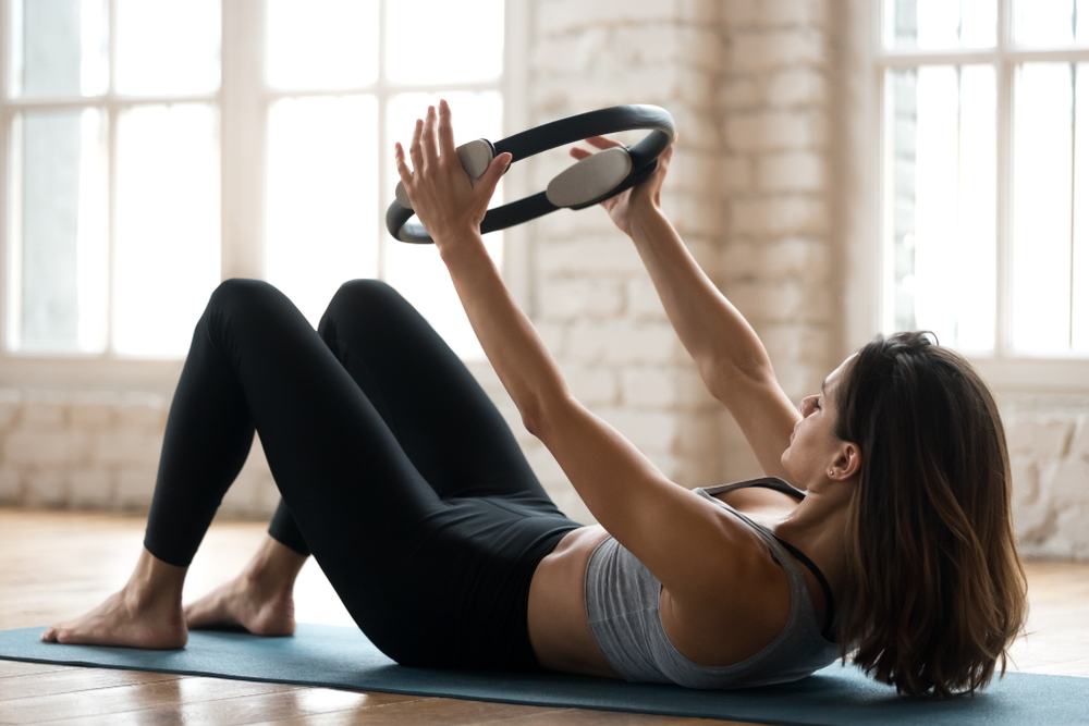 Beginners Pilates Mat Routine for Home II