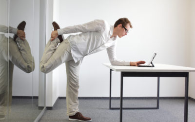 3 KEY EXERCISES FOR OFFICE WORKERS